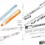Urban Sketching Stifte