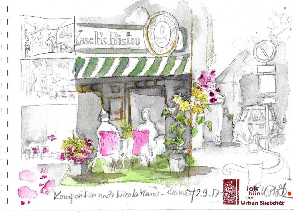 Urban Sketching Café