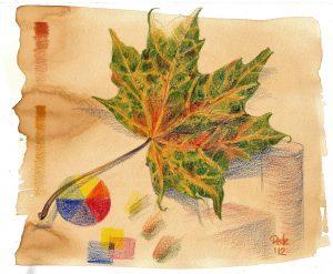 Urban Sketching Kurs - Getöntes Papier