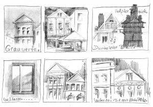 Urban Sketching / Grafic Novell