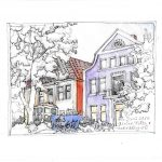 Urban Sketchers Eutin Edding