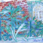 Urban Sketching Farbdetails