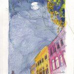 Urban Sketching Nacht Eutin