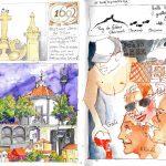 Urban Sketchers Porto Skizzen