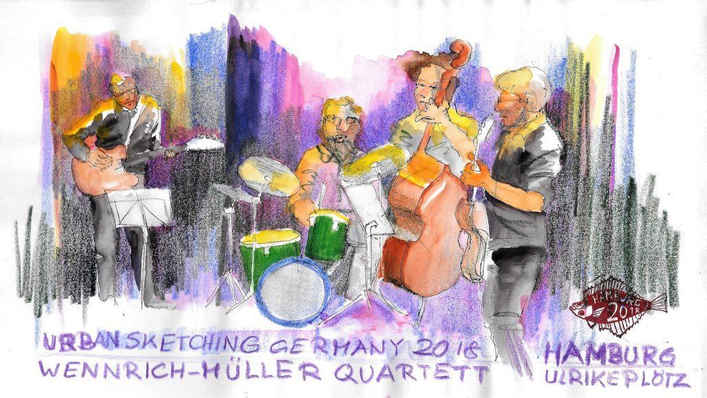 Wennrich Müller Quartett Hamburg