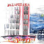 Der Spiegel Hamburg Urban Sketchers