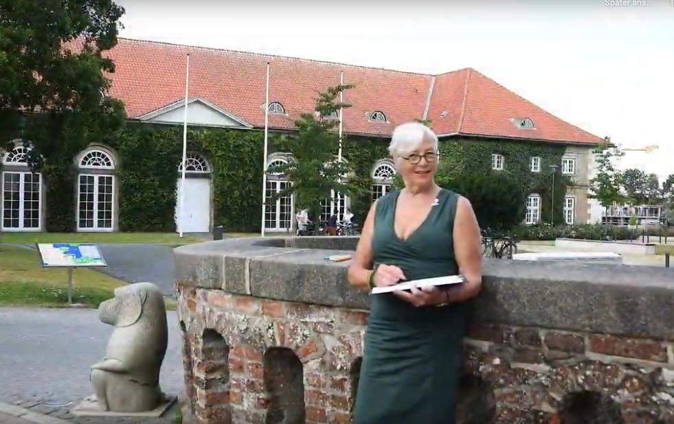 Ulrike Plötz Sketching Walk